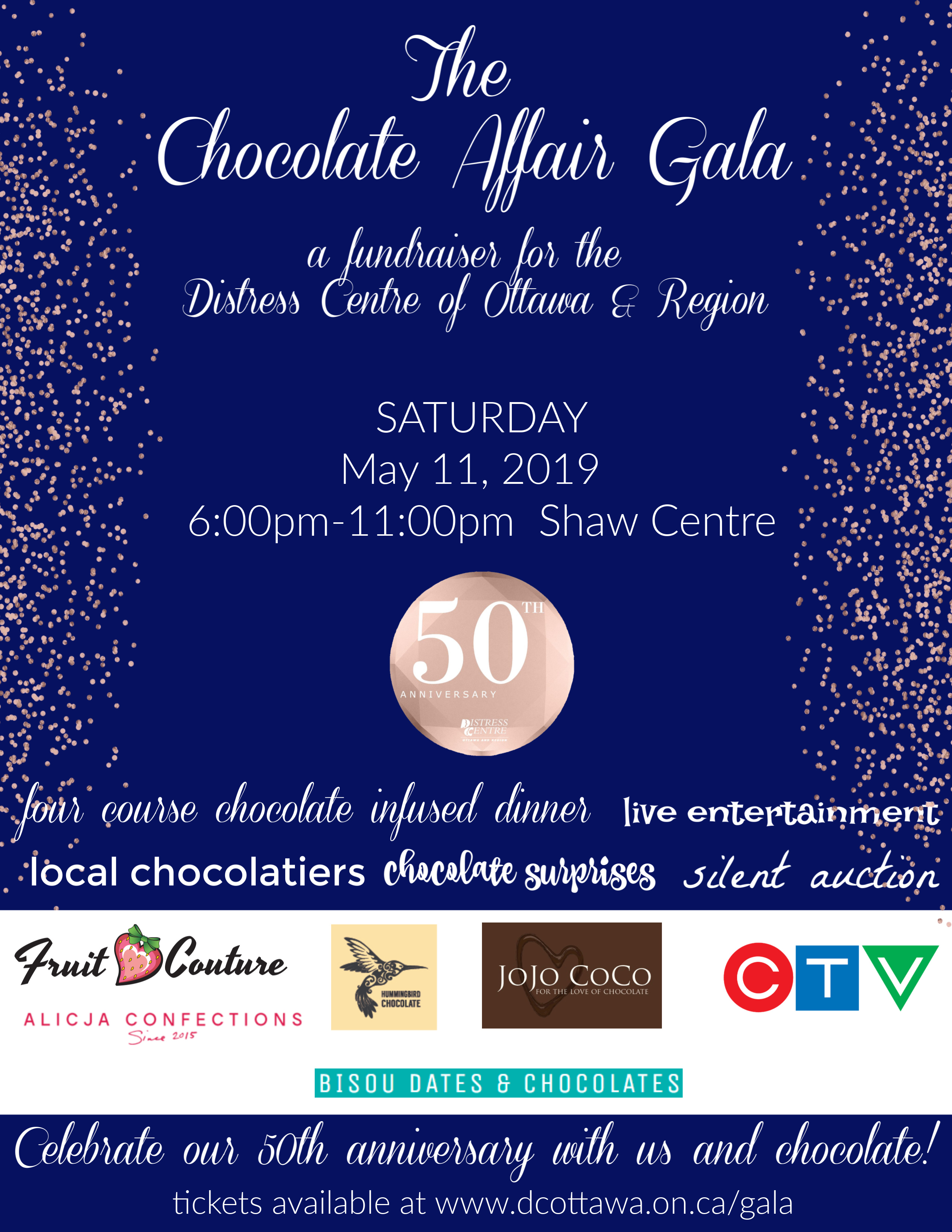 Chocolate Affair Gala