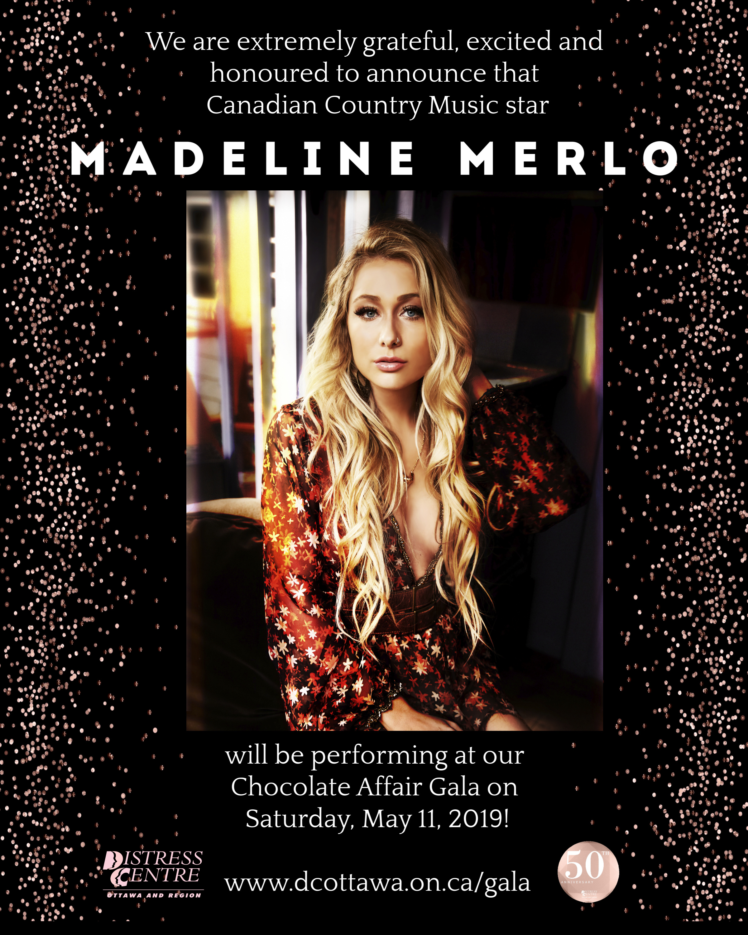 Madeline Announcement
