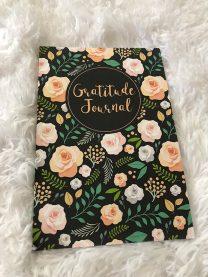Gratitude Journal - Floral