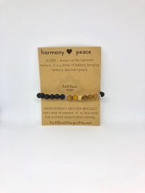 Aromatherapy Diffuser Bracelet - Harmony & Peace