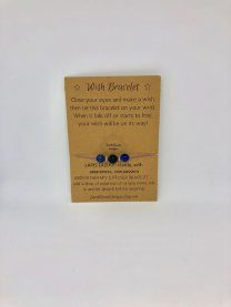 Wish Bracelet - Clarity, Self-Awareness & Compassion