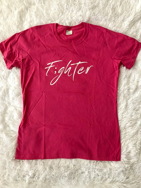 F;ghter Tshirt
