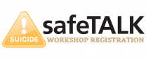 safeTalk workshop registration